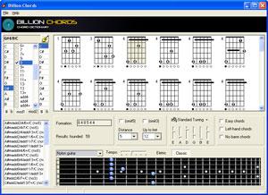 Billion chord